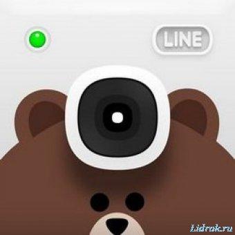 LINE Camera: редактор снимков 14.2.1 [Ru/Multi]