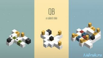 QB - a cube's tale v1.3.2 игра на Android