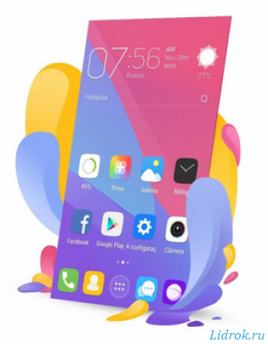 GO Launcher Z - Theme & Wallpaper Prime 2.30 build 591 (Android)
