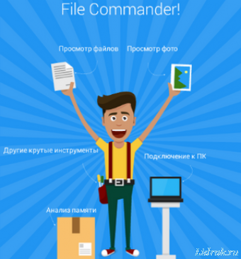 File Commander Premium 4.7.17412 [Android]