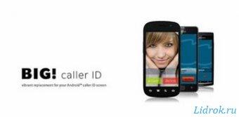 Full Screen Caller ID BIG
