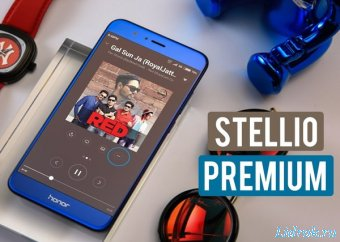 Stellio Player Premium 5.3.1 [Android]