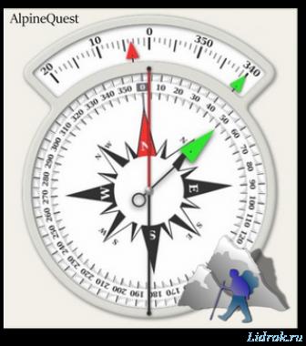 AlpineQuest v2.0.9.r4082 [Ru] - Навигация по растровым картам