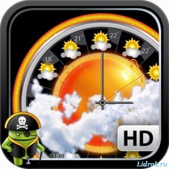 eWeather HD v7.7.7 Premium [Ru/Multi]