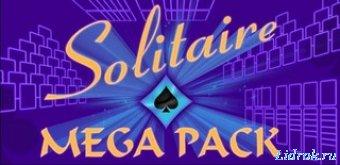 Мега-коллекция пасьянсов/Solitaire MegaPack 14.16.42 на Android