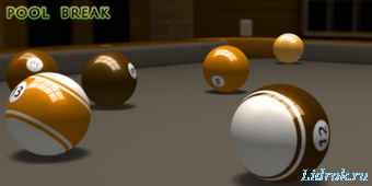 Pool Break Pro - 3D Billiards v2.6.0 (Android)