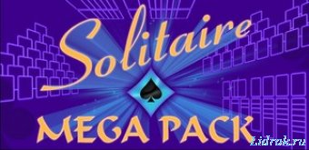 Solitaire MegaPack / Мега-коллекция пасьянсов 14.17.4 (Android)