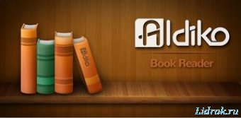 Aldiko Book Reader Premium 3.0.43 (Android)