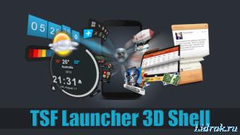 TSF Launcher 3D