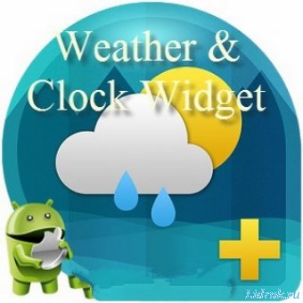 Android Weather & Clock Widge