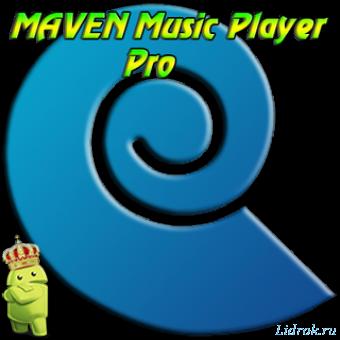 MAVEN Music Player