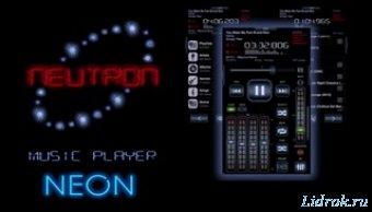 Neutron Music Player NEON