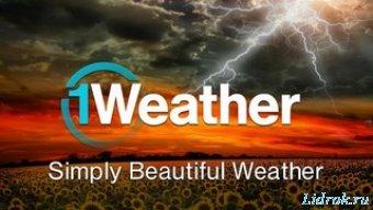 1Weather Pro: Widget Forecast Radar 4.2.8 (Android)