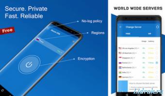 Secure VPN - Free VPN Proxy