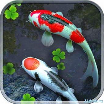 Water Garden Live Wallpaper Full v1.50 (Android) - обои
