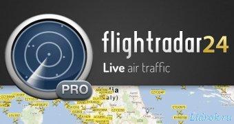 Flightradar24/Флайтрадар24 v7.7.1 Gold Mod [En/Ru]