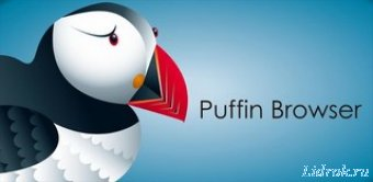 Puffin Browser Pro 7.7.1.30436 на Android бесплатно