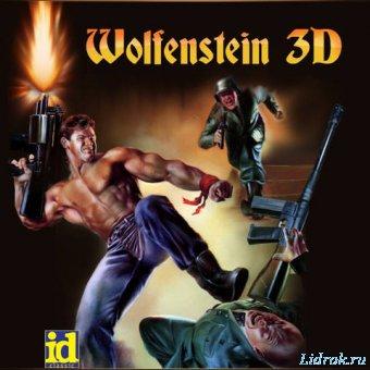 Wolfenstein 3D Touc