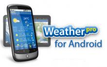 WeatherPro Premium v5.6.2 [Ru/Multi]