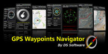 GPS Waypoints Navigator v9.05 [Android] apk навигатор на русском