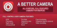 A Better Camera Unlocked 3.54 [Android]