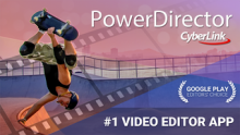 PowerDirector – Video Editor v5.4.4 Mod [Ru/Multi]