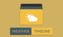 Weather Timeline - Forecast 10.0.2 [Android]