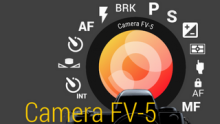 Camera FV-5 3.31.1 [Android] — профессиональная фотокамера