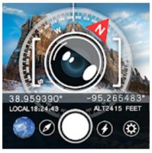 GPS Camera with latitude and longitude v1.9.6 [En]