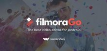FilmoraGo - Video Editor 3.1.3 [Android]