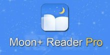 Moon+ Reader Pro 5.1.2 [Android]