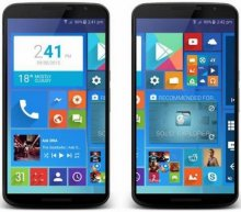 Windows Phone Launcher PACK for Android