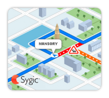 бесплатно Sygic GPS Navigation & Maps 17.4.14 полная версия