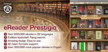 eReader Prestigio: Book Reader Full v6.0.0 [Android]