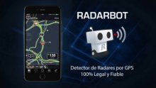 Антирадар Radarbot Pro. Радар-детектор и спидометр 6.66 [Android]