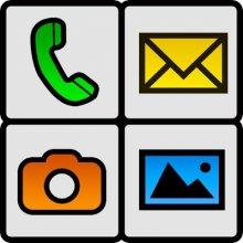 BIG Launcher 3.9.2 apk (Ru) (Android) бесплатно