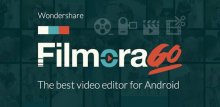 FilmoraGo Video Editor 3.1.1 (Android)