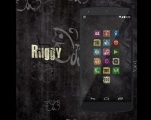 Ruggy Icon Pack