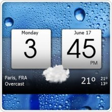 Digital clock & world weather v1.12.10