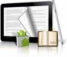 Moon + Reader Pro v4.3.1 [Ru/Multi] - многофункциональный ридер электронных книг под Android