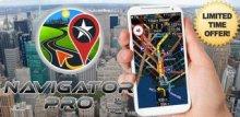 Navigator PRO - GPS Navigation with Offline Maps v3.00 [Android]