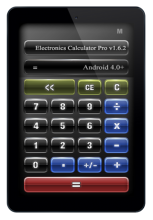 Electronics Calculator Pro v1.6.2 [Android]
