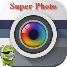 SuperPhoto 2.4.3 [Ru/Multi] - Создание фотографий с множеством оригинальных эффектов