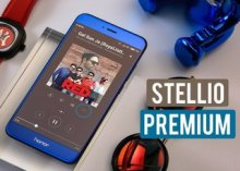 Stellio Music Player Premium 5.1.0 [Android]