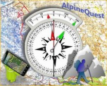 AlpineQuest v2.2.1 [Ru/Multi]