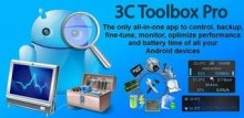 3C Toolbox Pro 1.9.7.8.3 (Android)