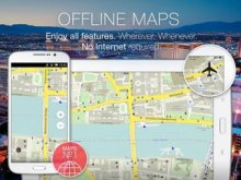 MAPS.ME - Офлайн карты 9.1.8 (Android)
