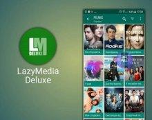 LazyMedia Deluxe v3.80 Pro Mod [Ru/En] бесплатно