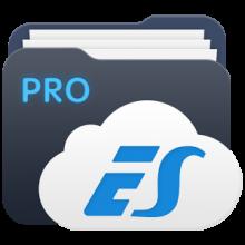 ES File Explorer Pro v1.0.9 + Mod [Ru/Multi] - файловый менеджер
