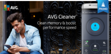 AVG Cleaner – Speed, Battery & Memory Booster v4.10.1 Pro [Android]